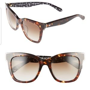 Kate Spade-sunglasses emmylou $160 new